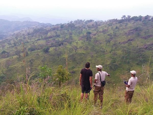 Ahaspokuna bush walks, best trekking trails in Sri Lanka